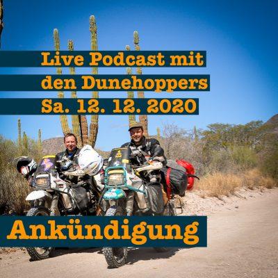 Teaser Livepodcast