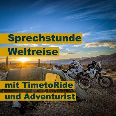 pp155 - Motorrad Weltreise Sprechstunde