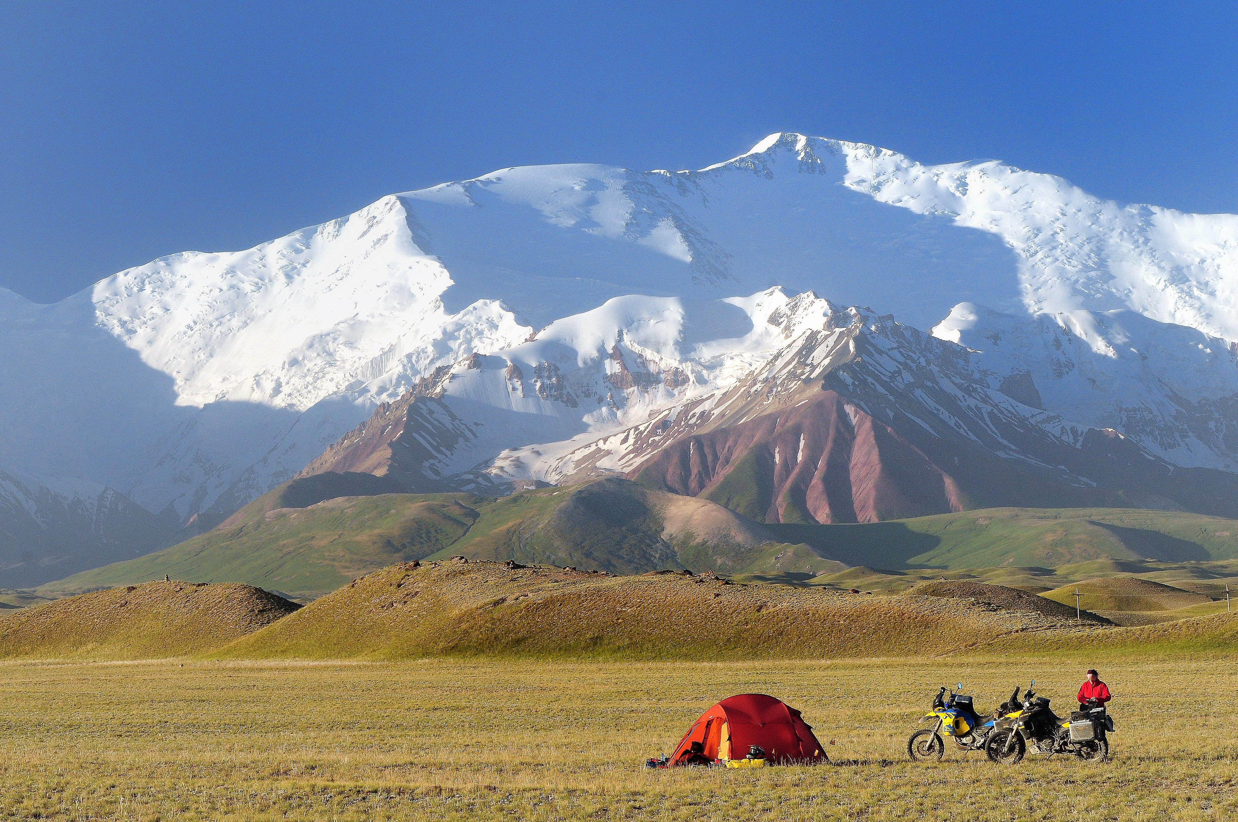 Kirgisien Foto: Andreas Hülsmann