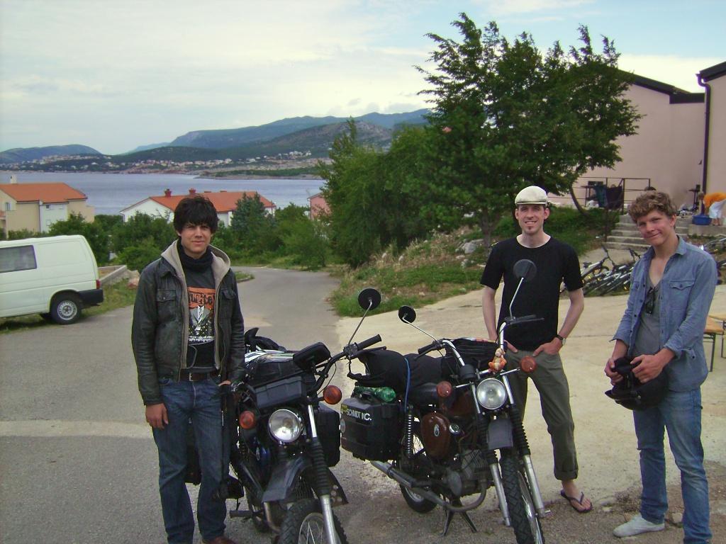 Kroatien 2009