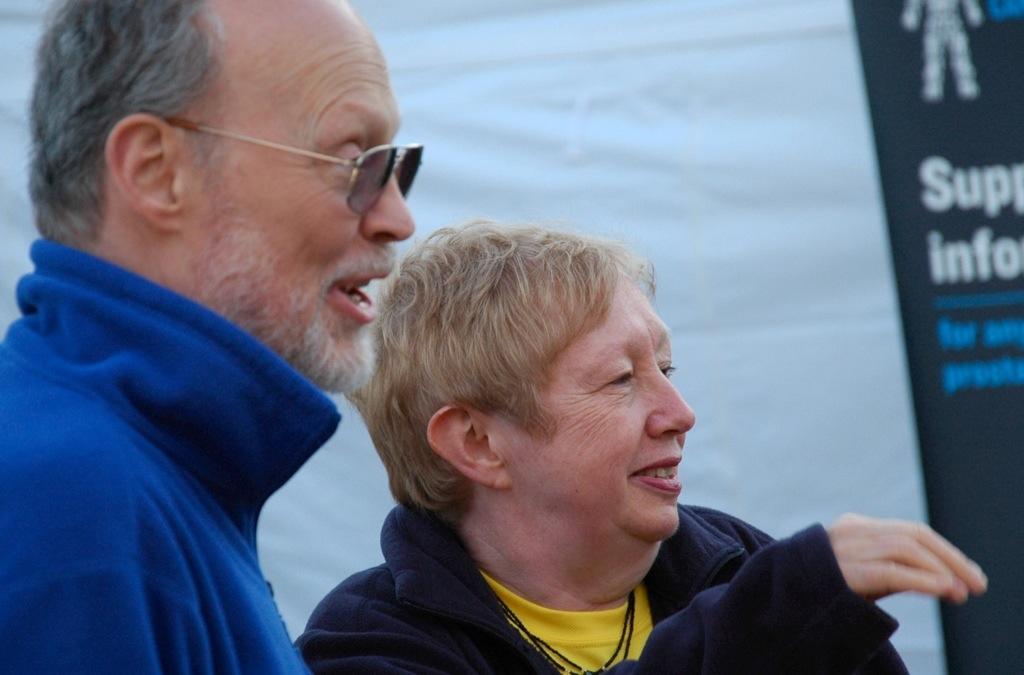 Grant and Susan Johnson