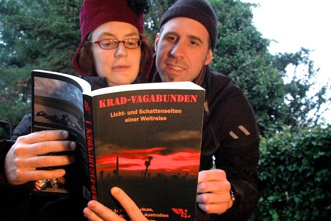 Unsere Empfehlung: Das Krad-Vagabunden Buch