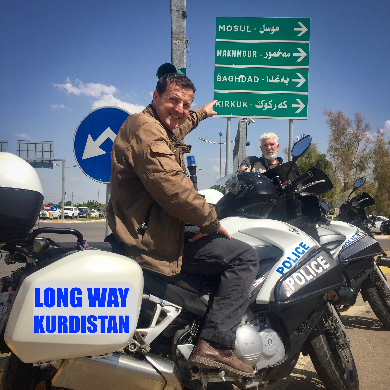 Long Way Kurdistan