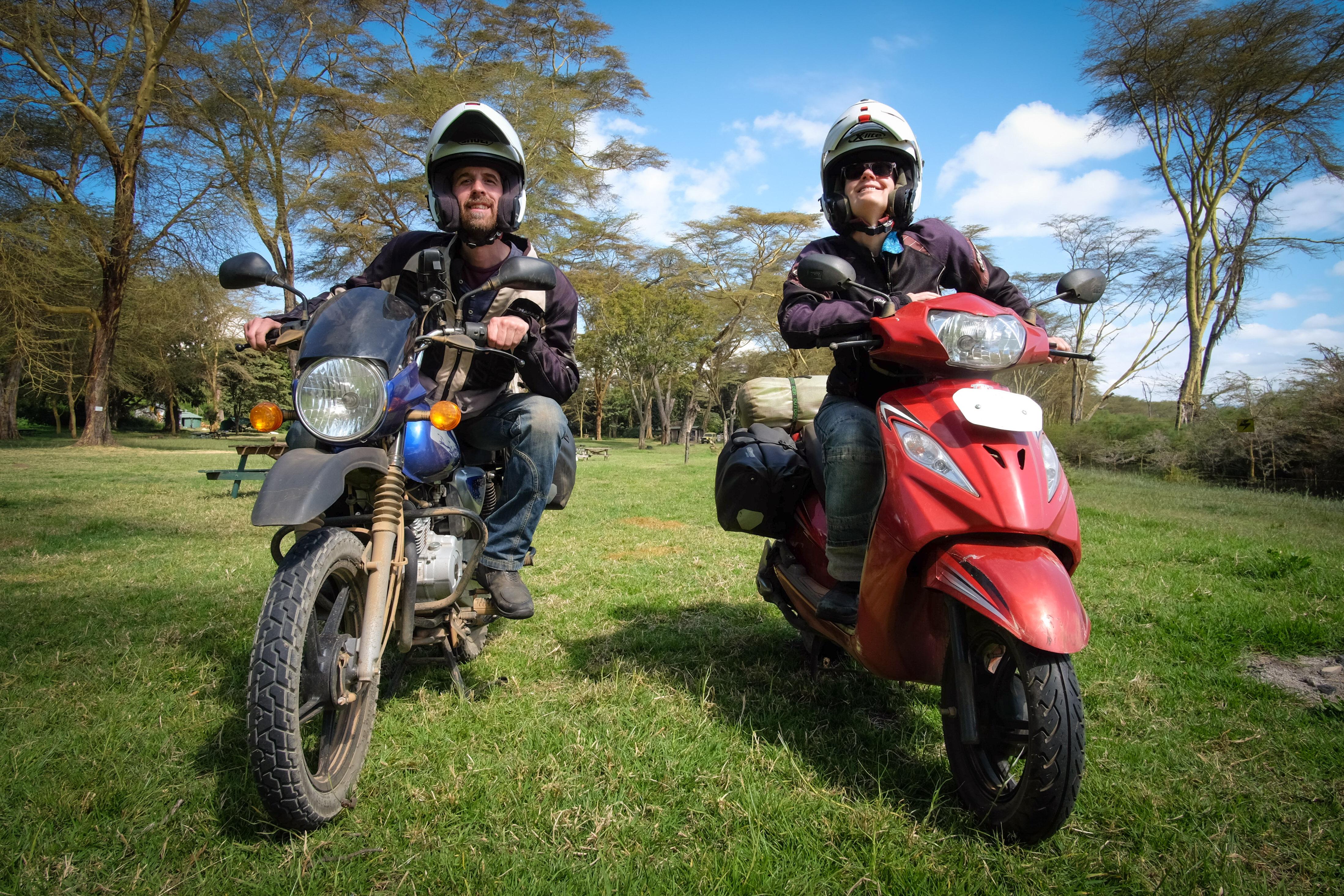 Kenia Mopeds
